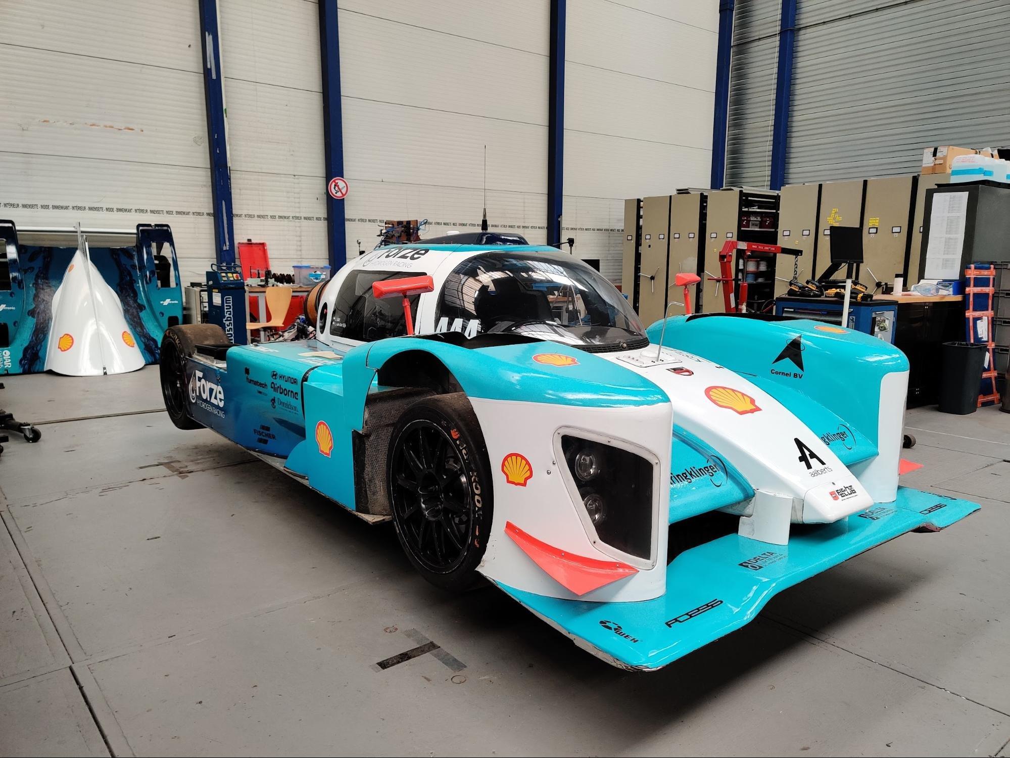 【導入事例】リチウムイオンキャパシタのブースト力を活かした燃料電池レーシングカー「Forze Hydrogen Racing(オランダ)」